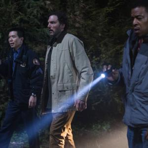 Russell Hornsby, Reggie Lee, Silas Weir Mitchell