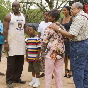 James Earl Jones, Martin Lawrence, Margaret Avery, Michael Clarke Duncan, Joy Bryant, Mo