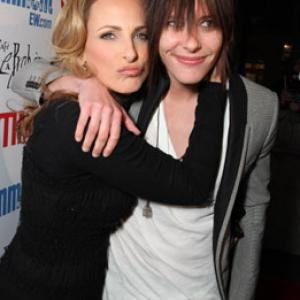 Marlee Matlin and Katherine Moennig at event of The L Word (2004)