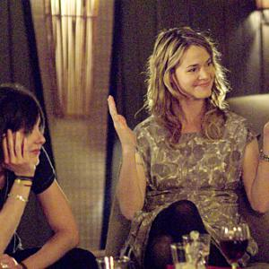 Still of Leisha Hailey and Katherine Moennig in The L Word (2004)