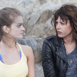 Still of Bridget Donovan, Katherine Moennig and Kerris Dorsey in Ray Donovan (2013)