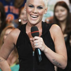 Pink at event of Total Request Live (1999)
