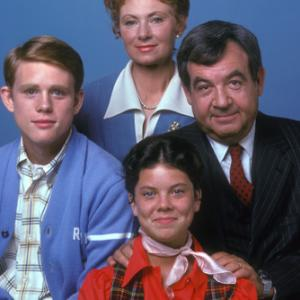 Ron Howard, Marion Ross, Tom Bosley, Erin Moran