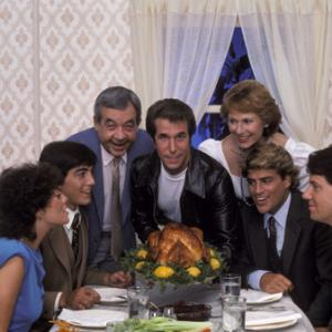 Scott Baio, Henry Winkler, Marion Ross, Tom Bosley, Ted McGinley, Erin Moran, Anson Williams