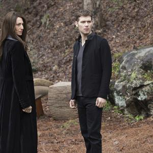 Claudia Black, Joseph Morgan