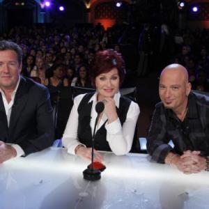 Still of Howie Mandel Piers Morgan and Sharon Osbourne in Americas Got Talent 2006