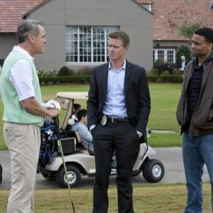 Mark Moses, Michael Ealy, Warren Kole