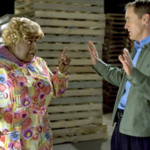 Still of Martin Lawrence and Mark Moses in Big Momma's House 2 (2006)