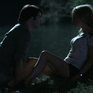 Still of Anna Paquin and Stephen Moyer in Tikras kraujas (2008)