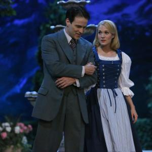 Still of Stephen Moyer and Carrie Underwood in The Sound of Music Live! (2013)