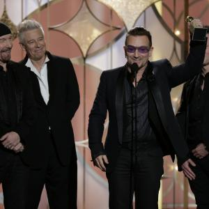 Bono, Adam Clayton, Larry Mullen Jr., The Edge, U2