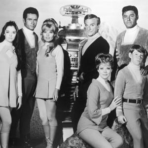 June Lockhart, Angela Cartwright, Mark Goddard, Jonathan Harris, Marta Kristen, Bill Mumy