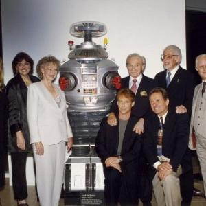June Lockhart, Angela Cartwright, Marta Kristen, Bill Mumy, Dick Tufeld