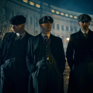Cillian Murphy, Paul Anderson, Joe Cole