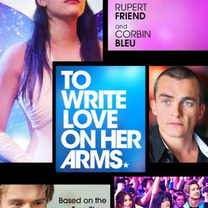 Chad Michael Murray, Kat Dennings and Rupert Friend in To Write Love on Her Arms (2012)