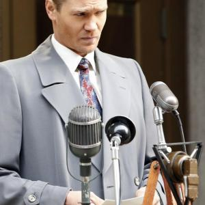 Still of Chad Michael Murray in Agent Carter 2015