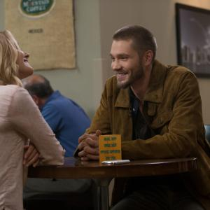 Still of Chad Michael Murray and Cassi Thomson in Left Behind (2014)