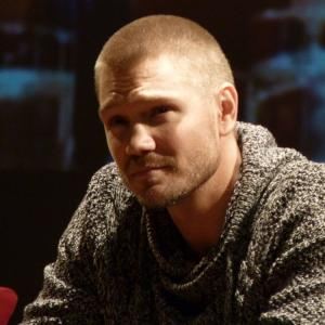 Chad Michael Murray at Back 2 OTH convention, Nimes France