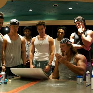 Jada Pinkett Smith, Matt Bomer, Joe Manganiello, Kevin Nash, Adam Rodriguez, Channing Tatum