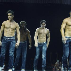 Matt Bomer, Joe Manganiello, Kevin Nash, Adam Rodriguez, Channing Tatum, Stephen Boss