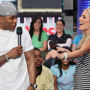 Nelly and Heidi Montag