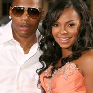 Nelly and Ashanti at event of John Tucker Must Die (2006)