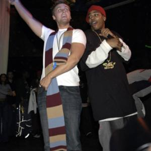 Lance Bass and Nelly