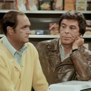 J.J. Barry, Bob Newhart