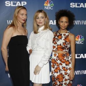 Uma Thurman, Melissa George, Thandie Newton