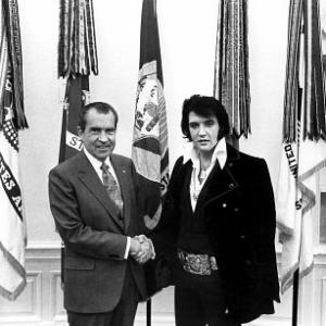 Elvis Presley, Richard Nixon