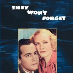 Gloria Dickson and Edward Norris in They Wont Forget 1937