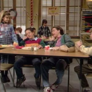 Danielle Fishel, Ben Savage, Lee Norris, Rider Strong
