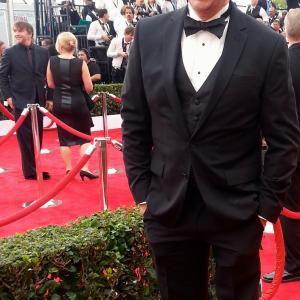 Doug Olear at event of The 21st Annual Screen Actors Guild Awards 2015