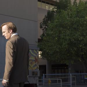 Still of Bob Odenkirk in Better Call Saul 2015