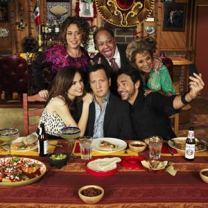 Cheech Marin, Rob Schneider, Eugenio Derbez, Lupe Ontiveros, Claudia Bassols