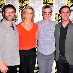 Mark Goffman, Alex Kurtzman, Roberto Orci, Heather Kadin