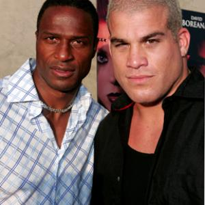 Willie Gault, Tito Ortiz