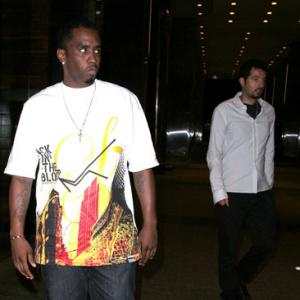 Sean Combs, Guy Oseary