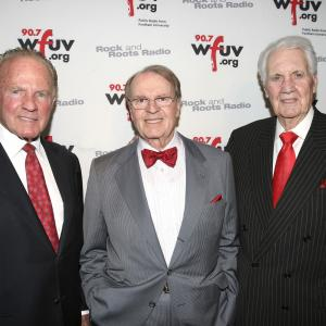 Frank Gifford, Charles Osgood, Pat Summerall