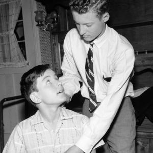 Jerry Mathers, Ken Osmond