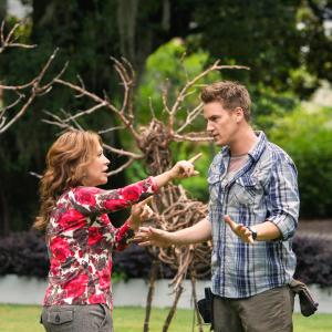 Cheri Oteri, Riley Smith