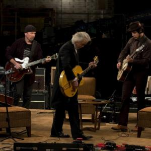 Jimmy Page, The Edge, Jack White