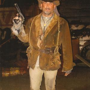 Michael Papajohn as Carnahan in Terminator Salvation