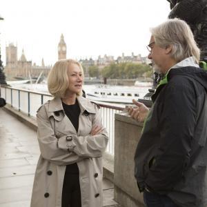Helen Mirren and Dean Parisot in Rizikinga Erzinti Diedukus 2 2013