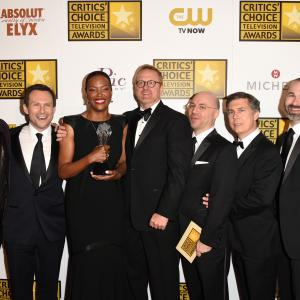 Christian Slater, Bryan Fordney, Chris Parnell, Matt Thompson, Aisha Tyler, Lucky Yates, Casey Willis, Neal Holman
