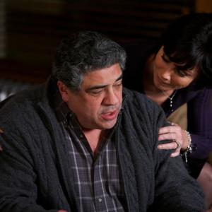 Shelly Burch, Vincent Pastore