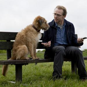 Still of Simon Pegg in Absolutely Anything 2015