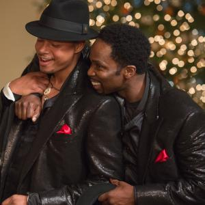 Terrence Howard, Harold Perrineau