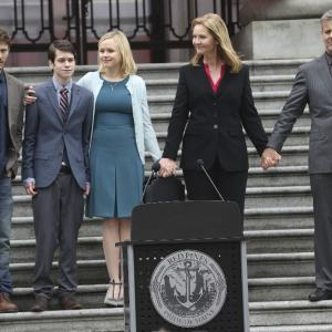 Joan Allen, Rupert Graves, Liam James, Alison Pill, Zach Gilford