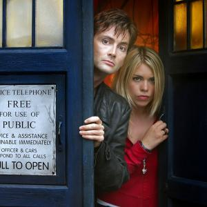 Billie Piper, David Tennant